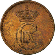 Danemark, Christian IX, 5 Öre, 1874, Copenhagen, TTB, Bronze, KM:794.1 - Denmark