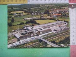 10 ) Lisieux -beuvillers : Usine Nestlé Fabrication Lait Concentré Sucre ; En Couleur  ; Recto - Verso - Lisieux