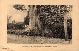 PORTO-NOVO La Route Del' Hopital   (101602) - Dahomey