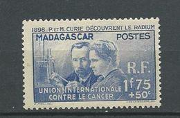 MADAGASCAR  Scott B2 Yvert 206 (1) ** Cote 9,00 $ 1938 - Madagascar (1889-1960)