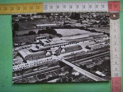 12 ) Lisieux -beuvillers : Usine Nestlé Fabrication Lait Concentré Sucre ; En Noir Et Blanc ; Recto - Verso - Lisieux