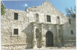The Alamo.San Antonio , Belle Carte Postale Du Texas, Adressée Andorra, Avec Timbre à Date Arrivée - San Antonio
