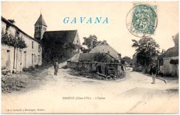 21 BENEVE - L'église - Frankrijk