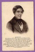 Michelet Né à Paris En 1798 Historien Mort A Hyevres En 1874 - Personajes Históricos