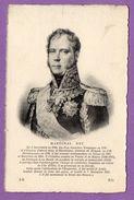 Marechal Ney Né à Sarrelouis En 1769 - Personnage Militaire Militaria - Personnages