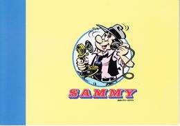 Belgium, Sammy, In Special Card, NEW, Limited Edition (X21167) - Stripverhalen