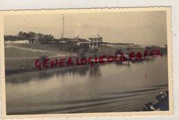 EGYPTE - CANAL DE SUEZ  CARTE PHOTO JANVIER 1952 - Suez