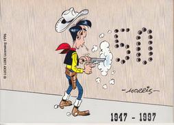 Belgium, Lucky Luke, Morris, In Special Card, NEW, Limited Edition (X03803) - Stripverhalen
