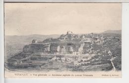 84 - VENASQUE -  Vue Générale - Ancienne Capitale Du Comtat Venaissin - Autres Communes