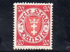 DANTZIG 1924-33 * - Danzig