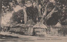 OUIDAH SCHLANGENTEMPEL - Dahomey