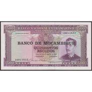 TWN - MOZAMBIQUE 118a - 500 Escudos 22.03.1967 (1976) UNC - Mozambico