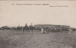 PONTE ET VILLAGE D'ALEG - Mauritania