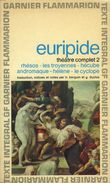 Théâtre Complet 2 : Rhésos, Les Troyennes, Hécube, Andromaque, Hélène, Le Cyclope Par Euripide - Autres