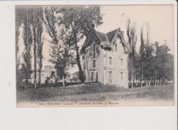 CPA - MERIGNAC - Chateau Du Parc , Le Moulin - Merignac