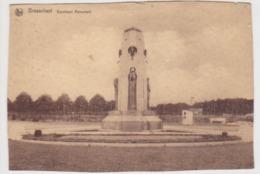 Postkaart Brasschaat. Eeuwfeest Monument. - Brasschaat