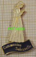 COMMUNION SOLENNELLE  RELIGION CATHOLIQUE - Associations