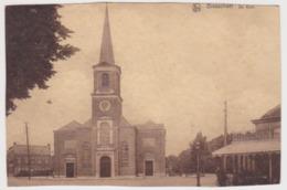 Postkaart Brasschaat. De Kerk - Brasschaat