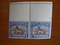 Afrique Du Sud N° 44/53 Attachés Neuf** - South Africa (...-1961)