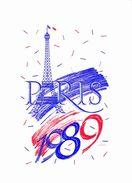 Paris 1989 Panorama De Paris - Document 1er Jour Puteaux Du 21/04/1989 (FDC 32) - FDC