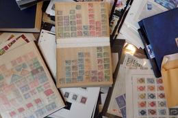 Superbe Vrac De Milliers De Timbres Tous Pays. Anciens, Collections, Bonnes Valeurs, Très Varié. Cote énorme!! A Saisir! - Postzegels