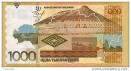 KAZAKHSTAN P. 45a 1000 T 2014 UNC - Kazakhstán