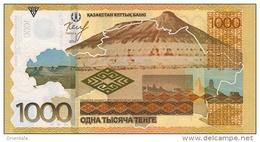 KAZAKHSTAN P. 45a 1000 T 2014 UNC - Kazakhstan