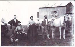 CPM/CPSM - GRUISSAN -  L Arrivée Sur La Plage En 1903 - Sonstige Gemeinden