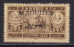Alaouites Taxe N°6* - Neufs