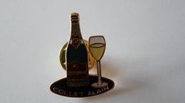 PINS  CHAMPAGNE COLLET ALAIN   ****   RARE    A SAISIR ***** - Beverages