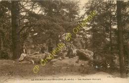 78.  LE TREMBALY Sur MAULDRE .  Les Rochers Marcant . - Frankreich