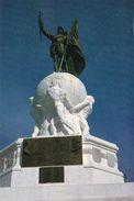 1 AK Panama * Denkmal Für Balboa - Als Erster Europäer Erblickte Er Den Pazifik Vom Amerikanischen Kontinent Aus * - Panama