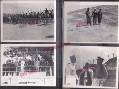 Au Plus Rapide Lot D'un Militaire Guerre D'Algérie Officier Officiel Armement  ... Très Bon état Beau Format - Krieg, Militär