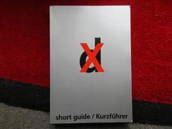 """Short Guide / Kurzführer """"Guide"""" - Livres, BD, Revues"""