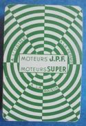 Jeux De 54 Cartes. Moteur J.P.F. Très Bon état, Dans Sa Boite. - 54 Cards