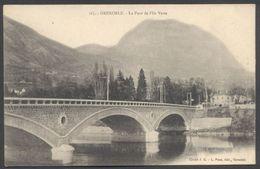 Grenoble - Le Pont De L'Ile Verte - Voir 2 Scans - Grenoble