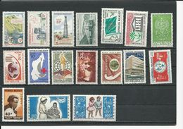 MADAGASCAR  Voir Détail (17) ** Et * Cote 12,70 $ 1962-65 - Madagascar (1960-...)