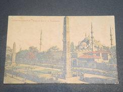 TURQUIE - Constantinople , La Mosquée Ahmed Et Hippodrome -  L 11668 - Turchia