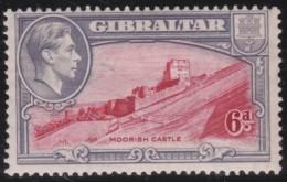 Gibraltar      .      SG     .     126   Perf.  13 1/2      .     *       .     Ongebruikt    .    /    .    Mint-hinged - Gibraltar