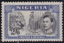 Nigeria      .      SG     .    58   P. 13x11 1/2    .     *       .     Ongebruikt    .    /    .    Mint-hinged - Nigeria (...-1960)