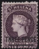 St  Helena      .      SG     .    11        .        (*)     .    Geen Gom    .    /    .    No Gum - Sint-Helena