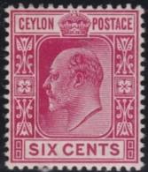 Ceylon     .      SG     .      269         .        *     .      Ongebruikt      .    /    .    Mint-hinged - Ceylon (...-1947)