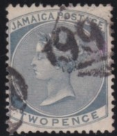 Jamaica        .      SG     .   20           .     O      .      Gebruikt   .    /    .      Cancelled - Jamaica (...-1961)