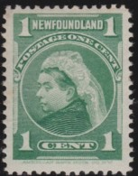 Newfoundland       .      SG     .   85a    .     *      .     Ongebruikt   .    /    .      Mint-hinged - Newfoundland