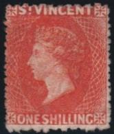 St Vincent        .      SG     .    24       .      (*)      .  Geen  Gom      /    .    No  Gum - St.Vincent (...-1979)