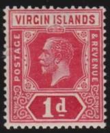 Virgin Islands        .      SG     .   89       .      **        .  Postfris      /    .   MNH - Groot-Brittannië (oude Kolonies En Protectoraten)