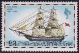 Falkland   Islands      .      SG     .      345A     .      **        .  Postfris      /    .   MNH - Falklandeilanden