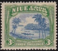 Niue    .      SG     .    77      .     *      .     Ongebruikt   .    /    .      Mint-hinged - Niue