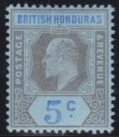British Honduras         .    SG     .    82        .      *    .     Ongebruikt   .    /    .      Mint-hinged - Britisch-Honduras (...-1970)