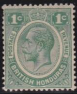 British Honduras         .    SG     .    126      .      *    .     Ongebruikt   .    /    .      Mint-hinged - Brits-Honduras (...-1970)